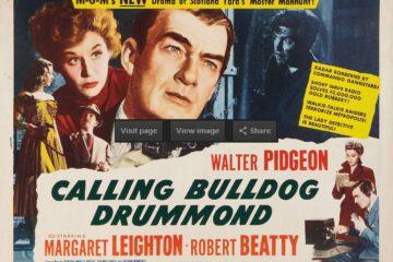 Calling Bulldog Drummond 1951