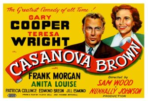 casanova brown 1944